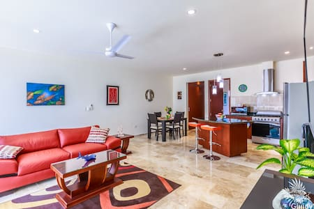 August Special- New Condo Near Playa Norte