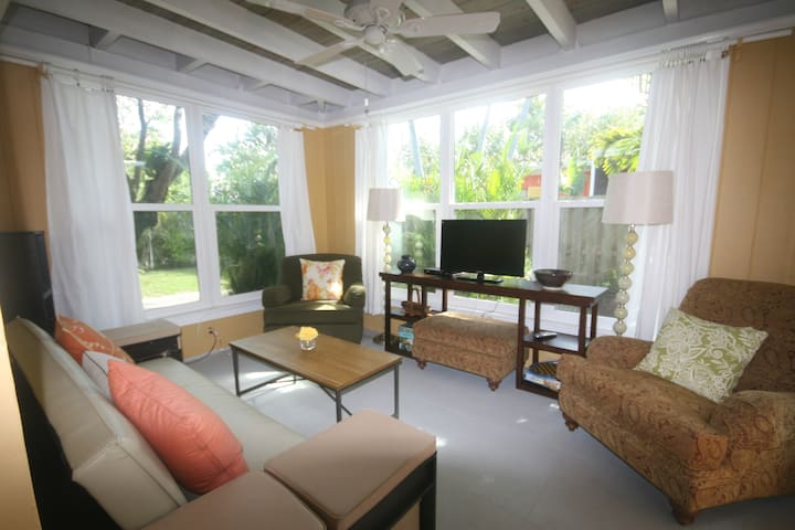 Quick Walk to Downtown&Beach - 1-2 bedroom - Delray Beach - House