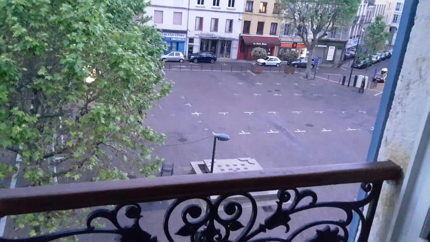Bel appartement au coeur de ROANNE - Auvergne Rhône-Alpes - Lejlighed