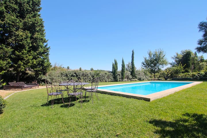 Magnificent villa with private pool - Maussane-les-Alpilles