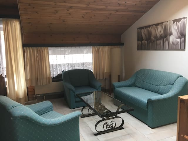 Amici 25 Top Floor 4 Beds Apartment - Saas Fee