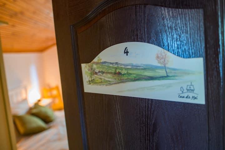 Casa din Plai - Room 4