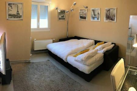 Chambre tout confort - Reims - Apartmen