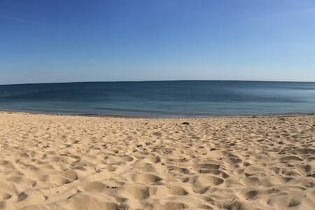 Maison et plage - Préfailles