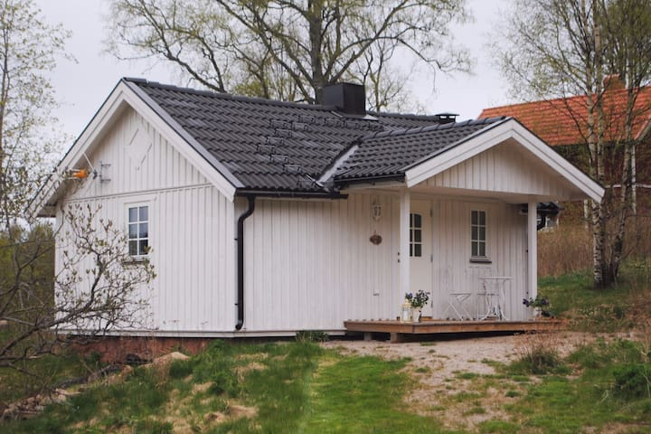 Cosy guesthouse outside Borås