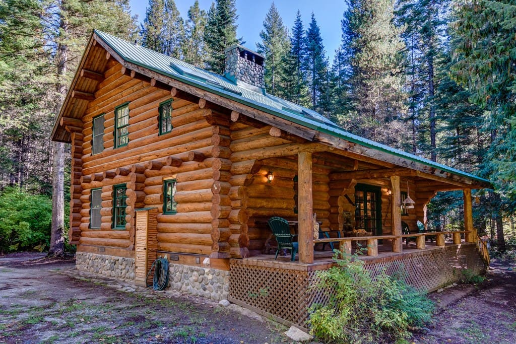 Chateau mcclelland cabins for rent in leavenworth for Washington state cabins for rent