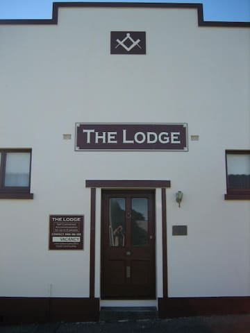 The Lodge of Stanley - Stanley - Huis