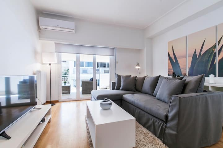 Best Located, Syntagma Square, 3 Bedrooms, [130m²]