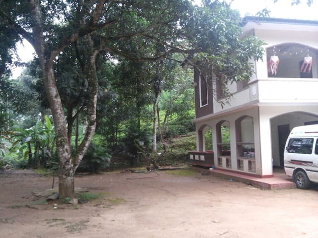 Tea garden home stay kadugannawa - Polaththapitiya - บ้าน