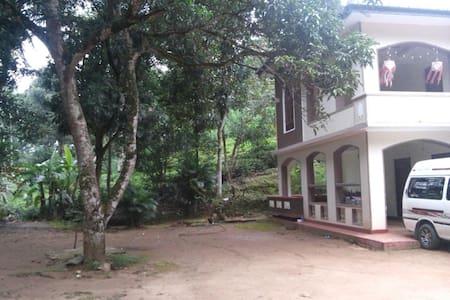 Tea garden home stay kadugannawa - Casa