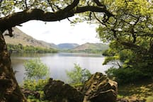 Ullswater Lake is only 20 minutes drive from the cottage and worth a trip