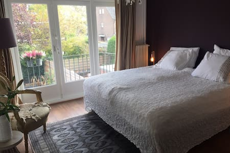 Comfortable room incl. breakfast & Airport pick-up - Badhoevedorp