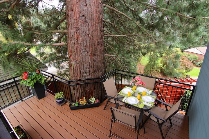 Redwood Haven -  A quiet retreat to Stay 4 Awhile - Portland - Apartment