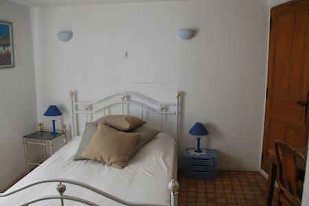 Chambre Bleuet - Issirac - Bed & Breakfast