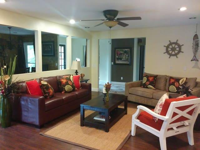 La Masouliére on Lake Lanier - Gainesville - Haus