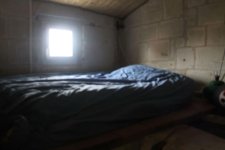 Havre de paix sous les toits
