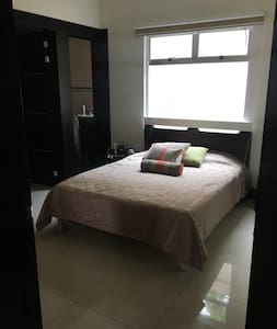 Lovely, Cozy and Spacious room in the best SJ zone - Sabanilla - Daire