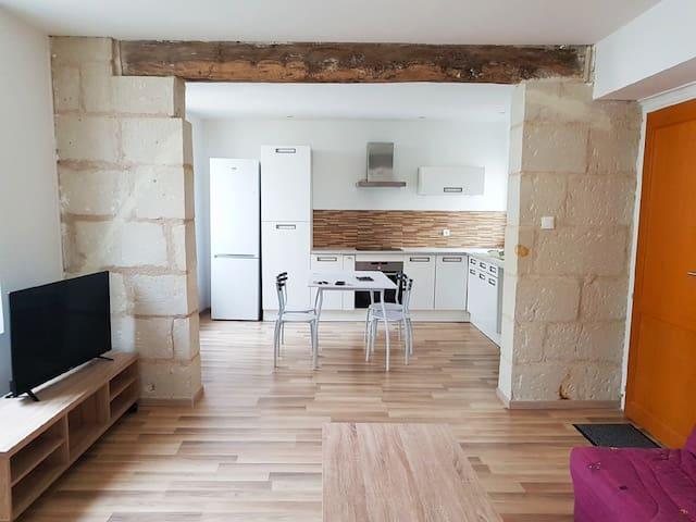 Bel appartement 50m2 plein centre de Saumur