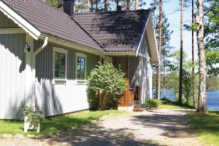 2 Bedrooms Home in Sävsjö - Sävsjö - Maison