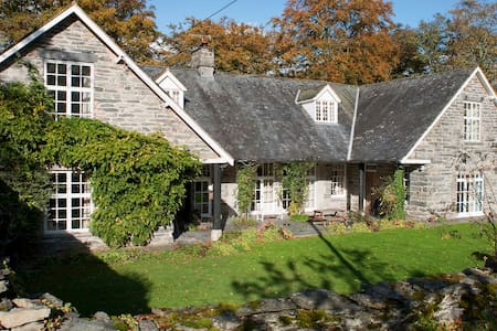 Crogen Coach House, sleeping 17 people in 9 rooms - Denbighshire - Haus