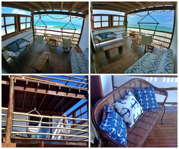 "Mancora Beach Studio  ""Pescadora"" Playa"