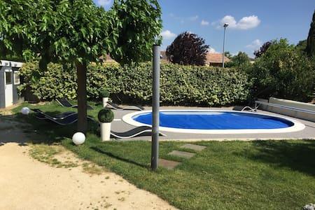 villa 3ch piscine proche ardeche,drome provencale - Livron-sur-Drôme