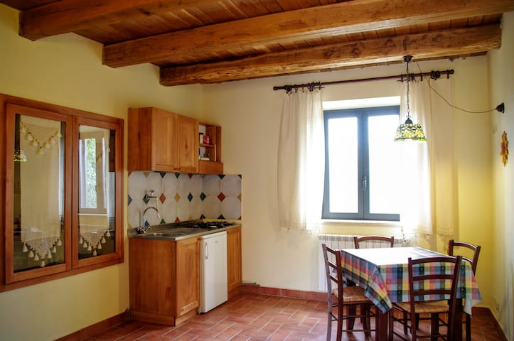 Colle dell'Arci  - apt Barbagianni - Passo Corese - Apartment