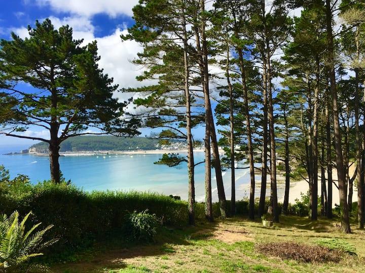 Villa - Vue mer - Presqu'ile de Crozon