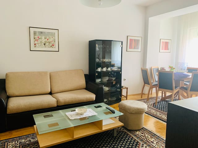 Fully equipped apartment in the city center