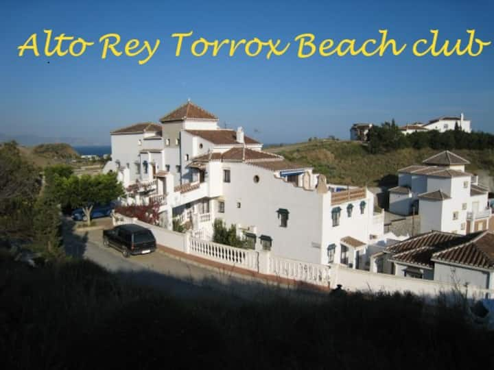 Alta Rey 61 TBC  Beautiful Apartment sea View