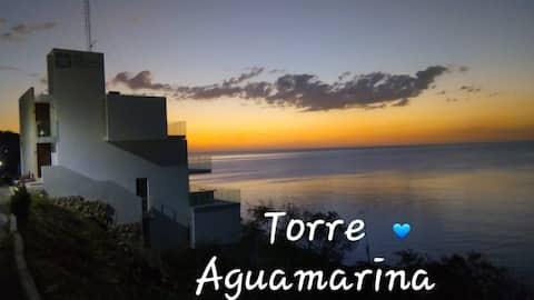 """Schönheitswohnungen """"Torre Aguamarina"""" am Strand"""