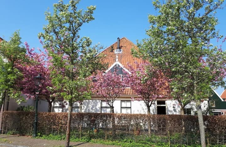 Old Holland 4 bedroom apartment in Waterland