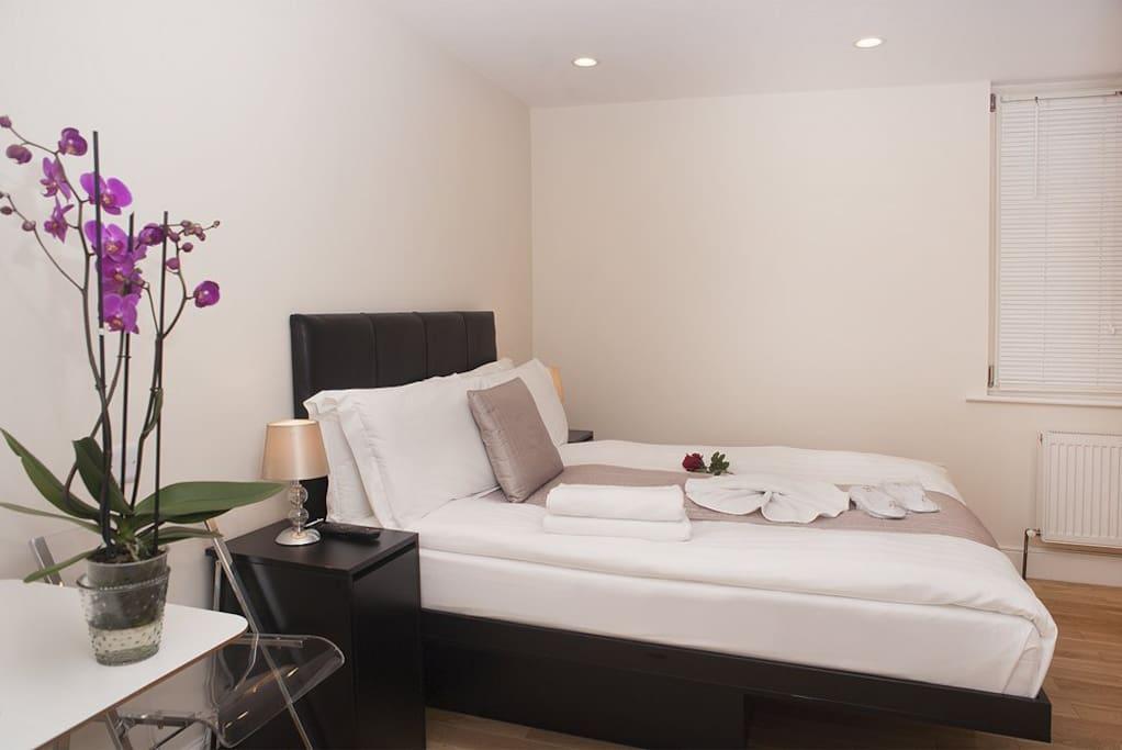 Studio in marylebone apartamentos en alquiler en londres reino unido - Alquilar apartamento en londres ...