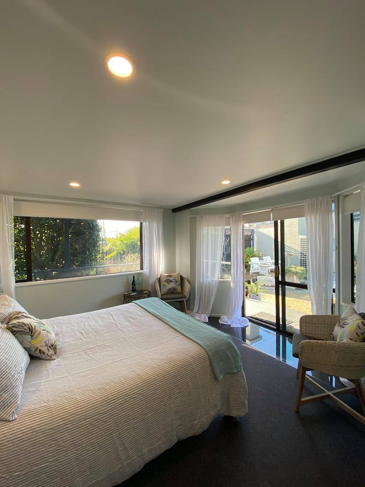 Master Suite, Cafe/bar/giftshop 1hour to Mt Hutt