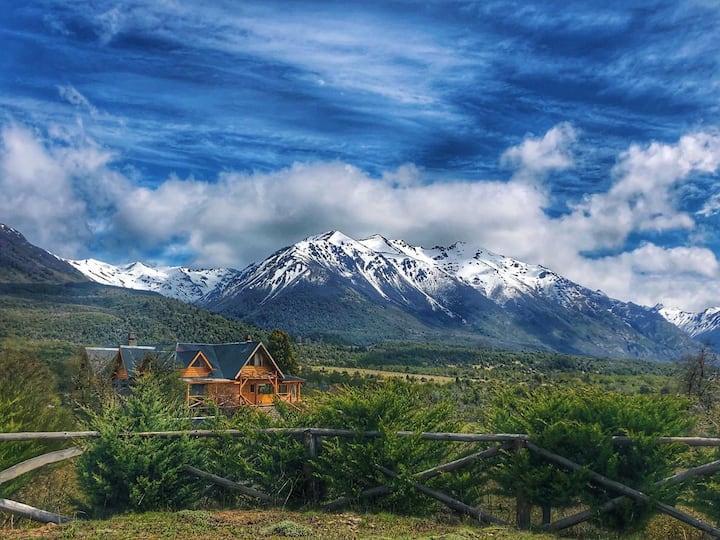 Tu casa en la Montaña Parque nacional los Alerces