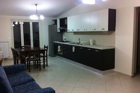 Calabria Soverato Area, Italy - San Sostene Marina - Apartament