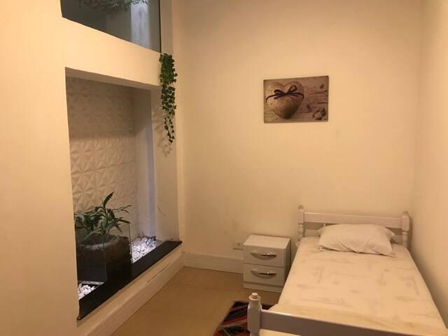 Bedroom at center of Penha