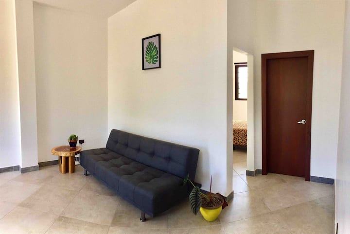 Your get away APT in Manglaralto & 5 min Montañita