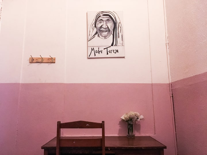 Mother Teresa Room - Room #4