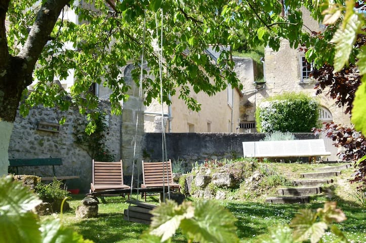 Studio de campagne entre Amboise et Tours