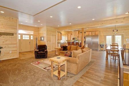 Dream Mountain Lodge- - Heber City - Maison