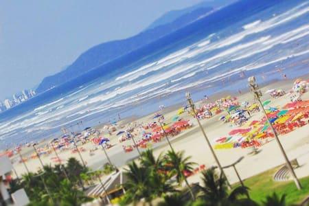 Verão é no Boqueirão na Praia Grande - Praia Grande