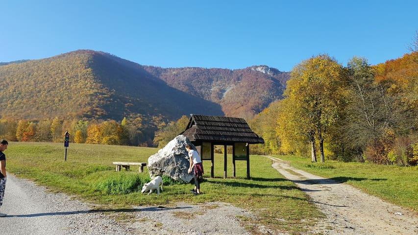 Vitajte v Národnom parku Muránska planina-2 Gäste