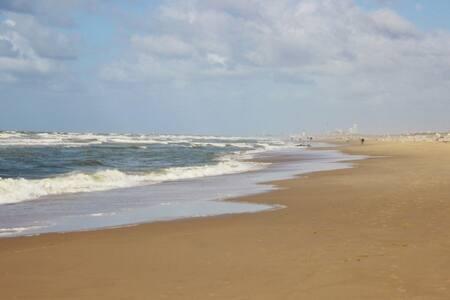 Aptm. op 10 min lopen naar het strand (Kijkduin)