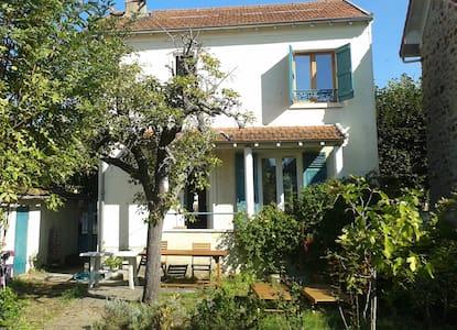 Maison avec jardin proche Orly et RER C&D - Draveil - House