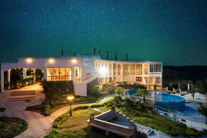 Have an amazing Honeymoon wail in Zanzibar