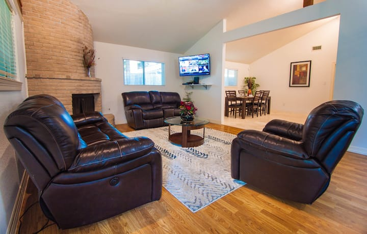 25% OFF Monthly • STERILIZED • Peaceful 2 bed/1 bath House Energy Corridor