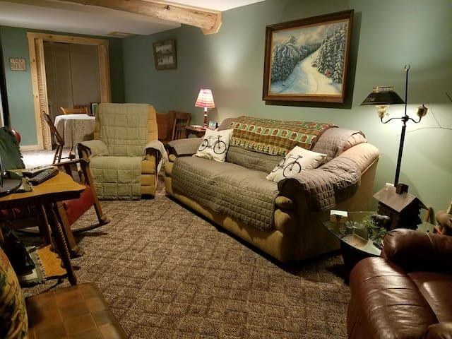 Burke Cabin - Apartment - Burke - Appartement