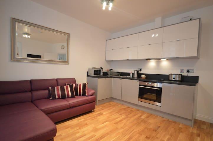 West End Apartment 1 on Wardour St