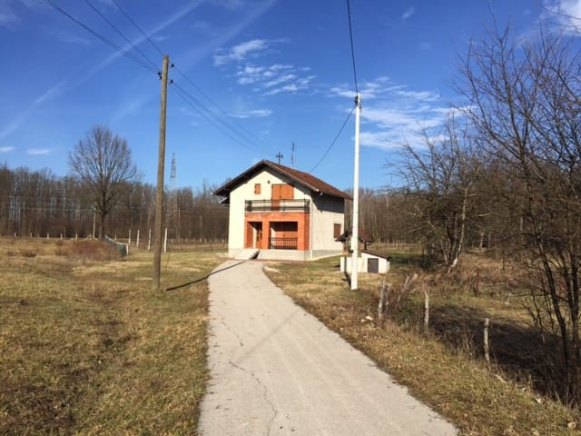 Cosy Family House near city Prijedor